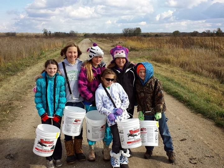 Kids seed collecting Goose Pond.jpg
