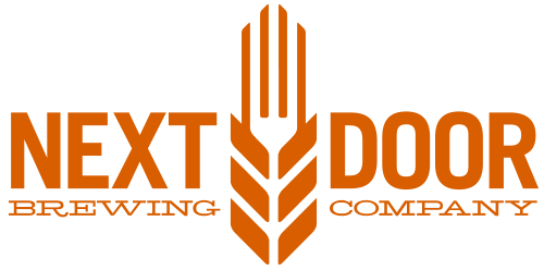 Next Door Brewing Logo (orange, transparent).png