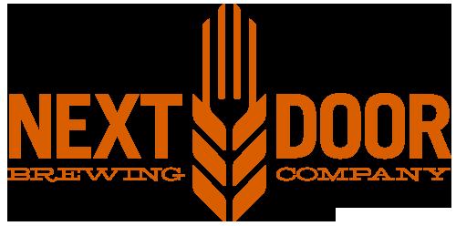 Next Door Brewing Logo (orange, transparent).png