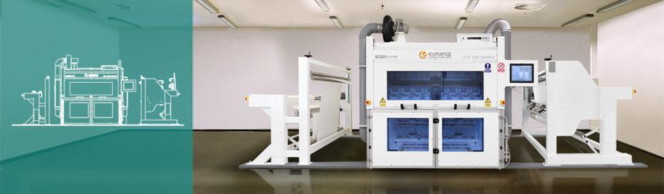 Elmarco Nanofiber Coating Machine