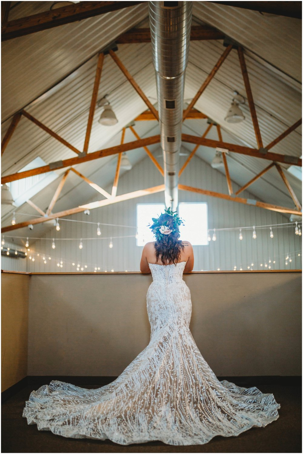 Bride at The Outpost Center