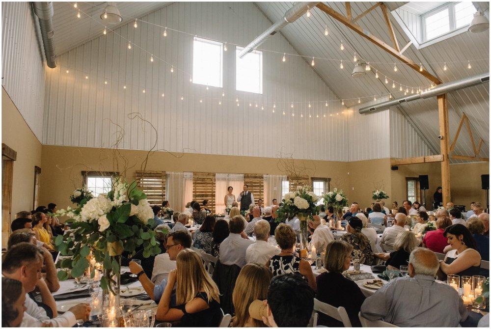 Wedding reception in Chaska MN