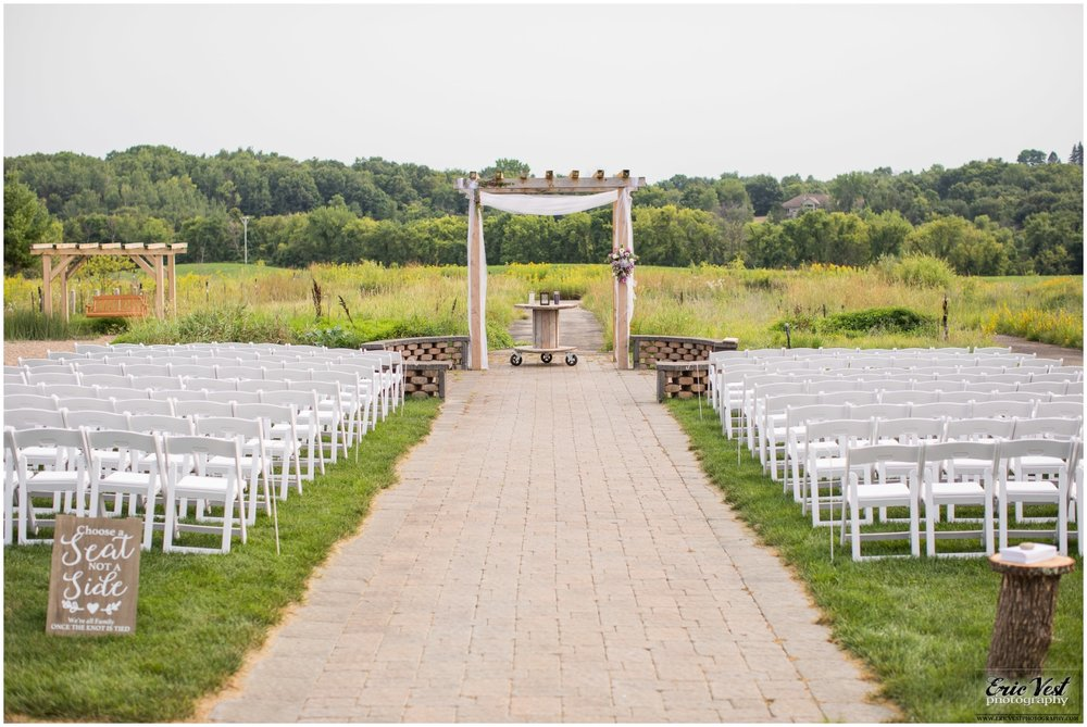 The Outpost Center MN wedding venue