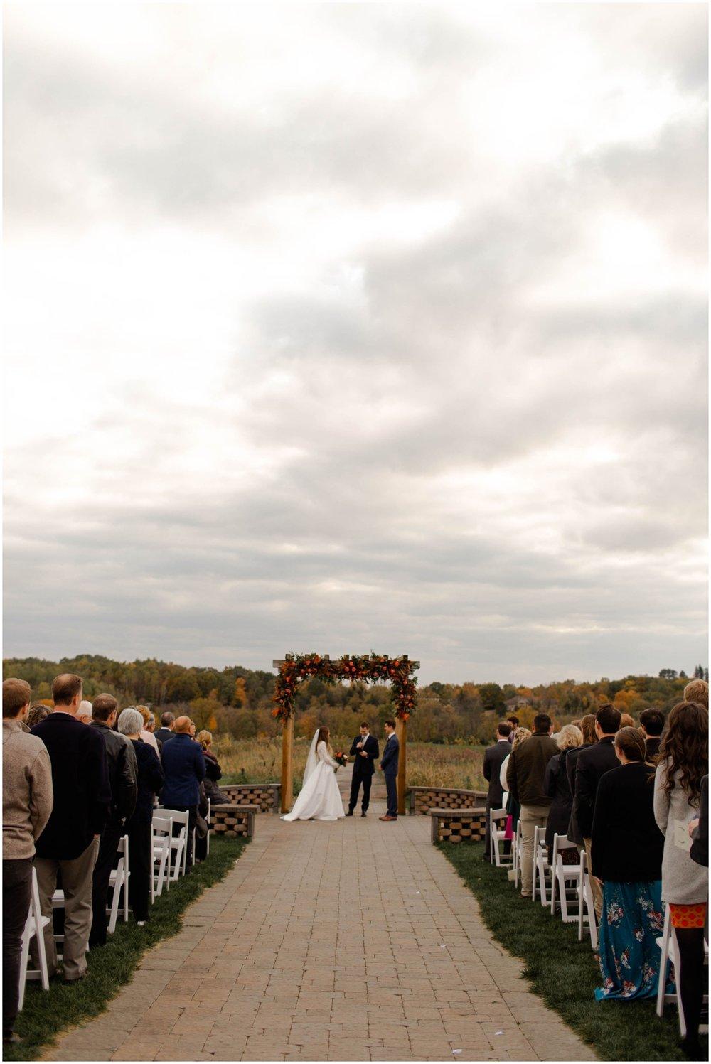 wedding ceremony MN