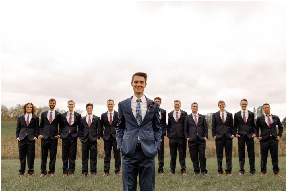 groomsmen in Minnesota