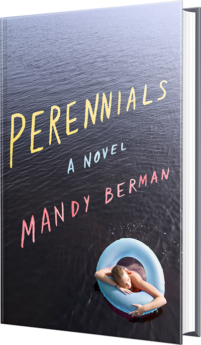 pereniials, mandy berman, novel, book
