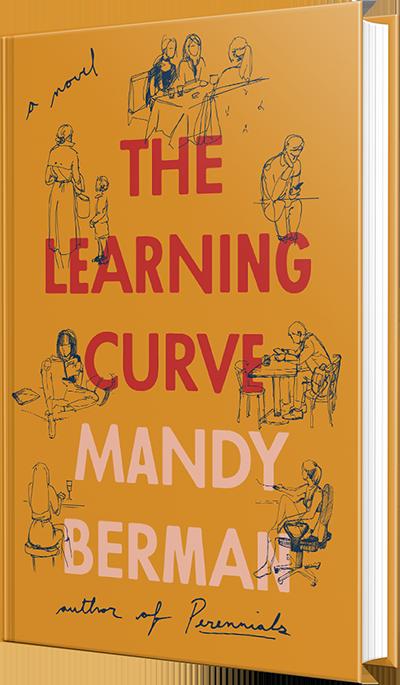 mandy berman, the learning curve, novel, book