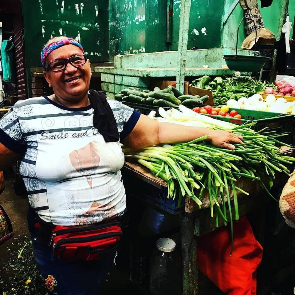 #Bazurto market tour