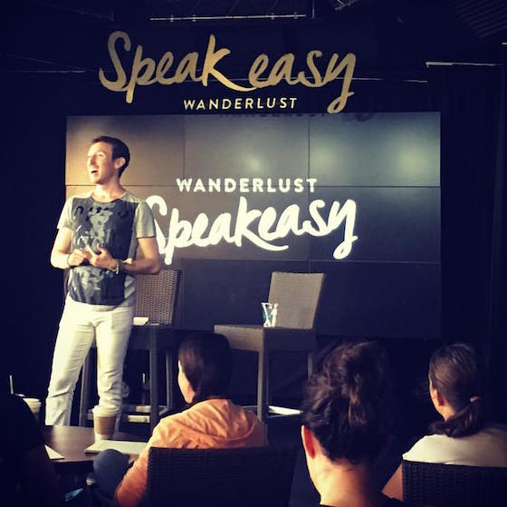 - Join me at Wanderlust O'ahu for two Speakeasy talks: Career Manifestation + The Power of Gratitude. March 1 - 4, 2018: Turtle Bay Resort.