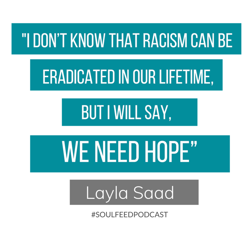"""I don't know that racism can be eradicated in our lifetime, but I will say, we need hope"""".png"""