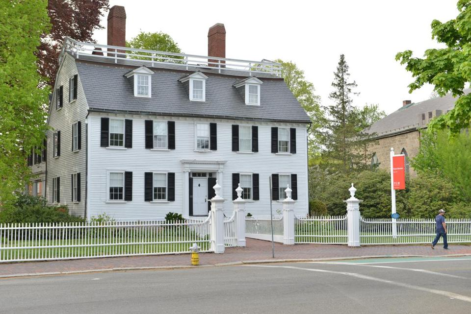 """Velvet Ropes are History with Restoration of Salem Mansion,""   Boston Globe,   May 27, 2015  A reinterpretation designed around emotion, family memory, and open access with carefully planned risk tolerance.  ""This is a fantastic approach! I wish more museums did this."" -   reader comment"