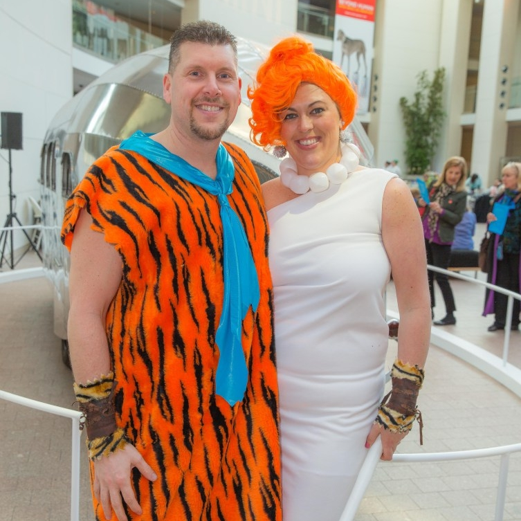 """Drag Night at the Museum Brings PEM Back to the '60s,""   NoBo Magazine ,  April 18, 2014   An unforgettable evening of fabulous costumes, sitcom trivia and TV theme karoake, all in homage to the exhibition   California Design 1930-1965: Living in a Modern Way."