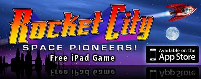 Rocket City Space Pioneers iPad Game