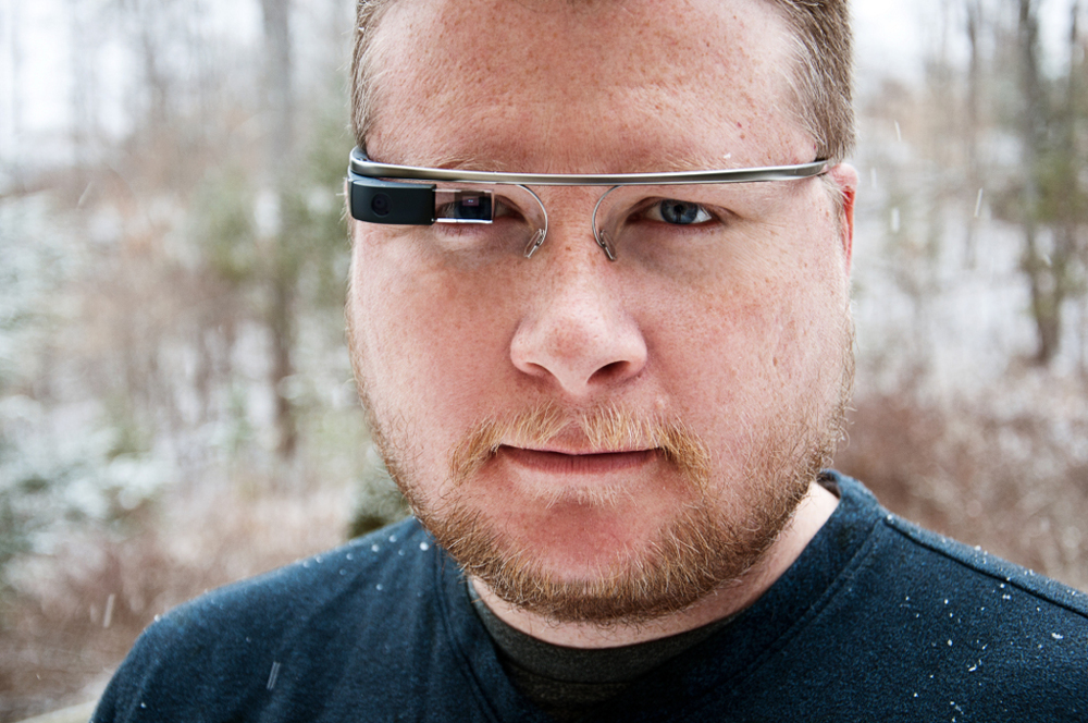 Google Glass in 2014