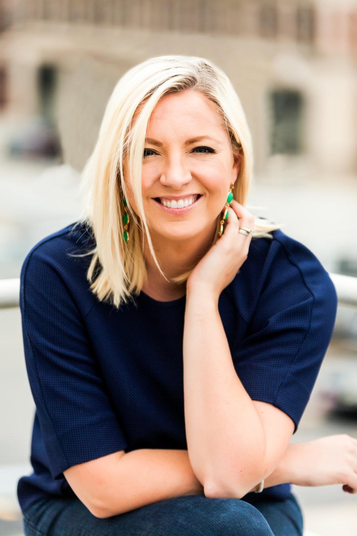 Erica Wassinger, cofounder