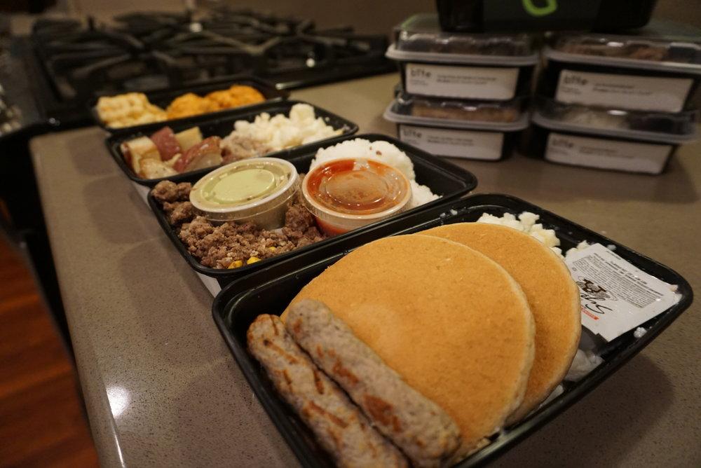 BREAKFAST LUNCH & DINNER