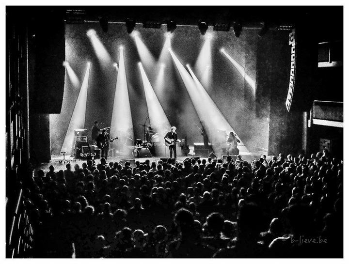 Photo Credit:  Lieve Boussauw    Venue: Ancienne Belgique, Brussels, Belgium    With Tom McRae and the Standing Band