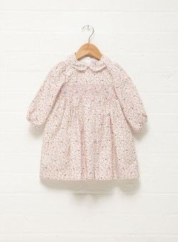 Arabella Smock Dress