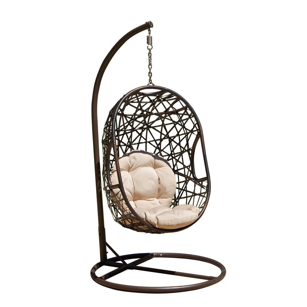 Swinging Egg Chair