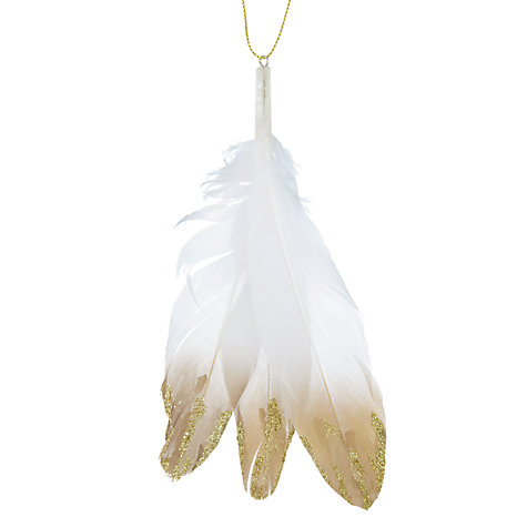 Feather Decoration | John Lewis