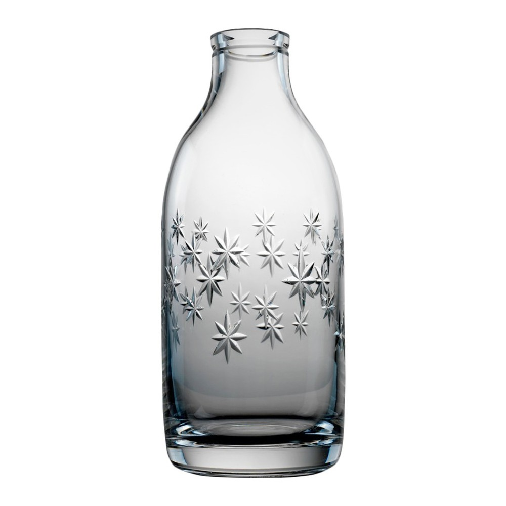 Cut Crystal Constellation Milk Bottle | Samantha Sweet