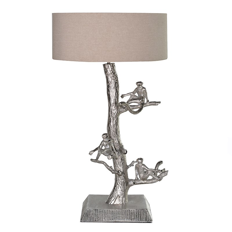 Monkey Tree Lamp