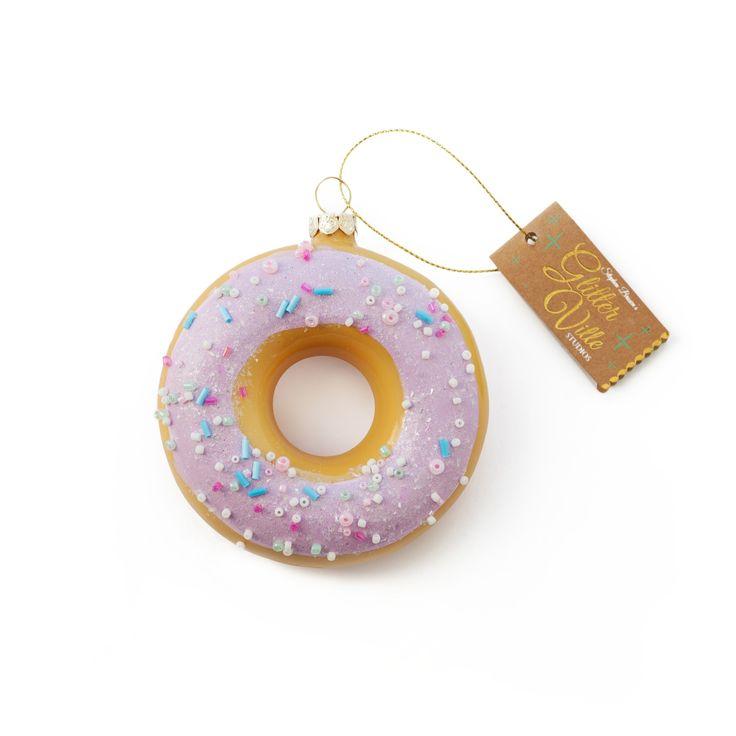 Glass donut