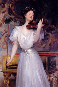 Lady Speyer by John Singer Sargent