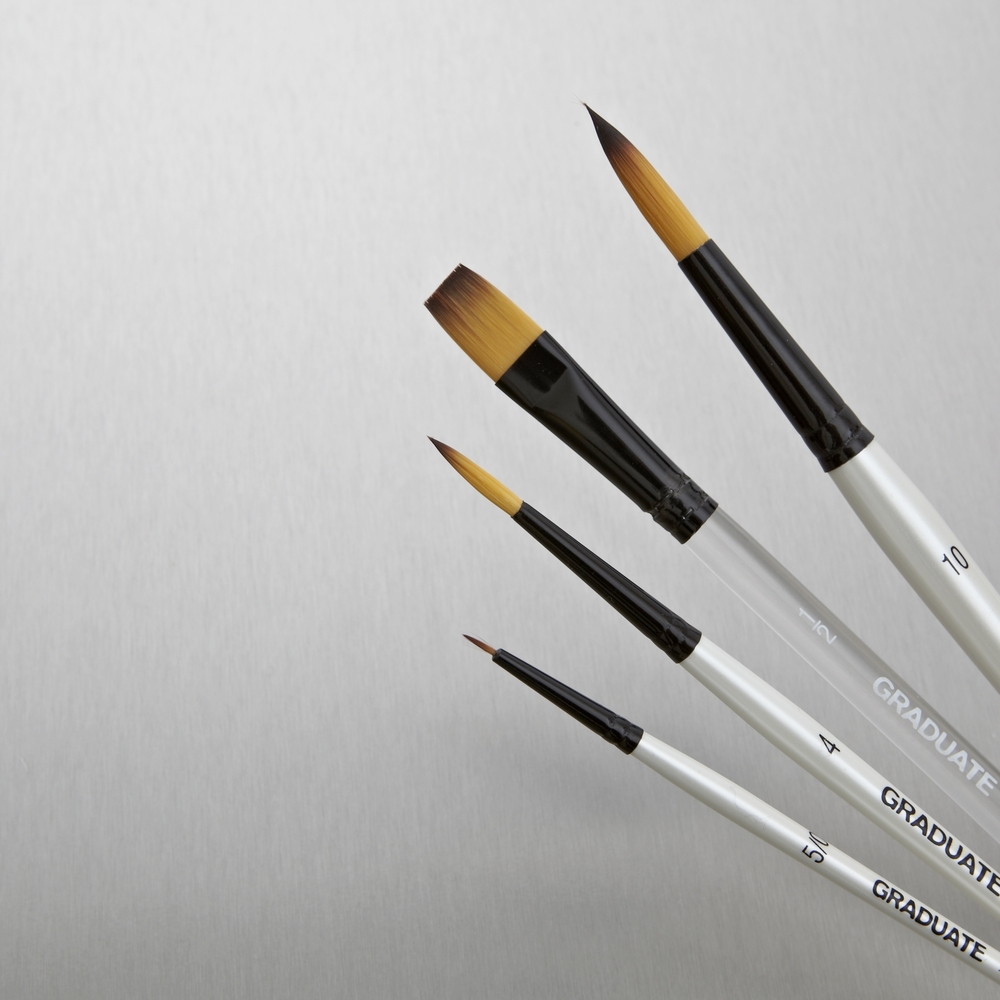 DALER ROWNEY GRADUATE SYNTHETIC WATERCOLOUR BRUSH SET
