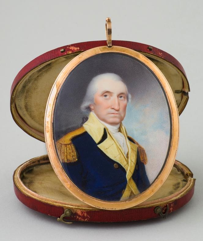 George Washington Laughing Heart