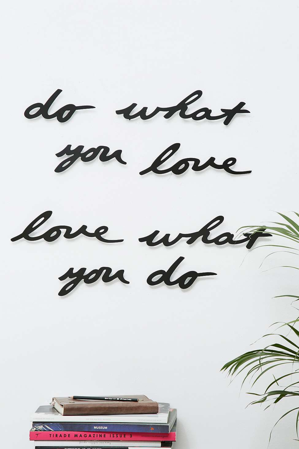 UO Wall Mantra £28