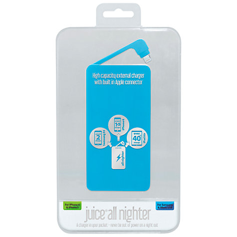 Juice All Nighter Powerbank £34.95