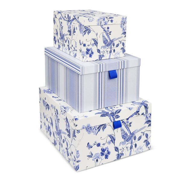 Set of Storage Boxes £18