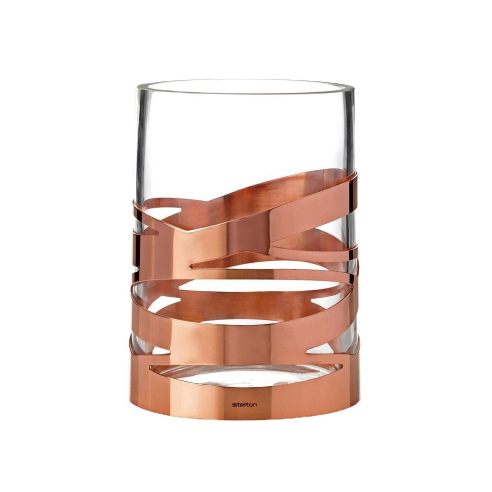Copper Tangle Vase £75