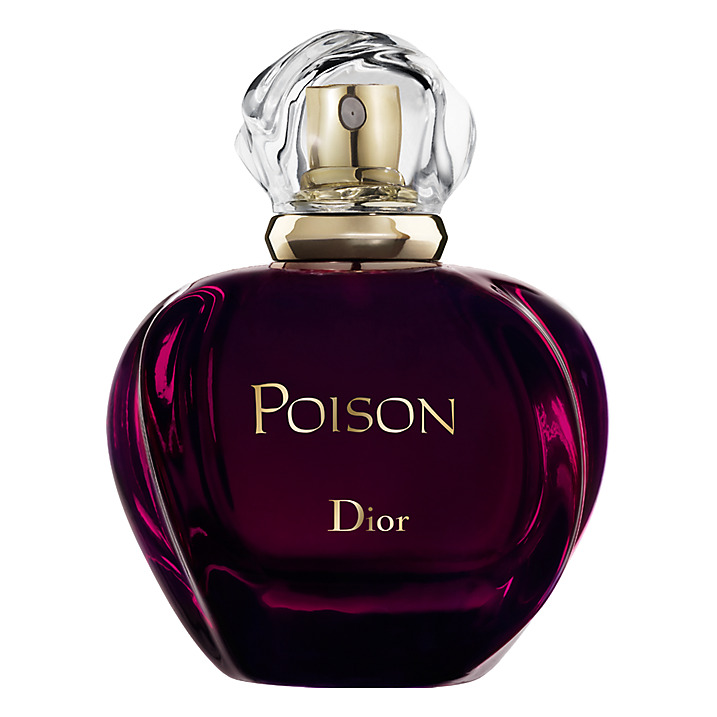 poison by dior | laughing heart
