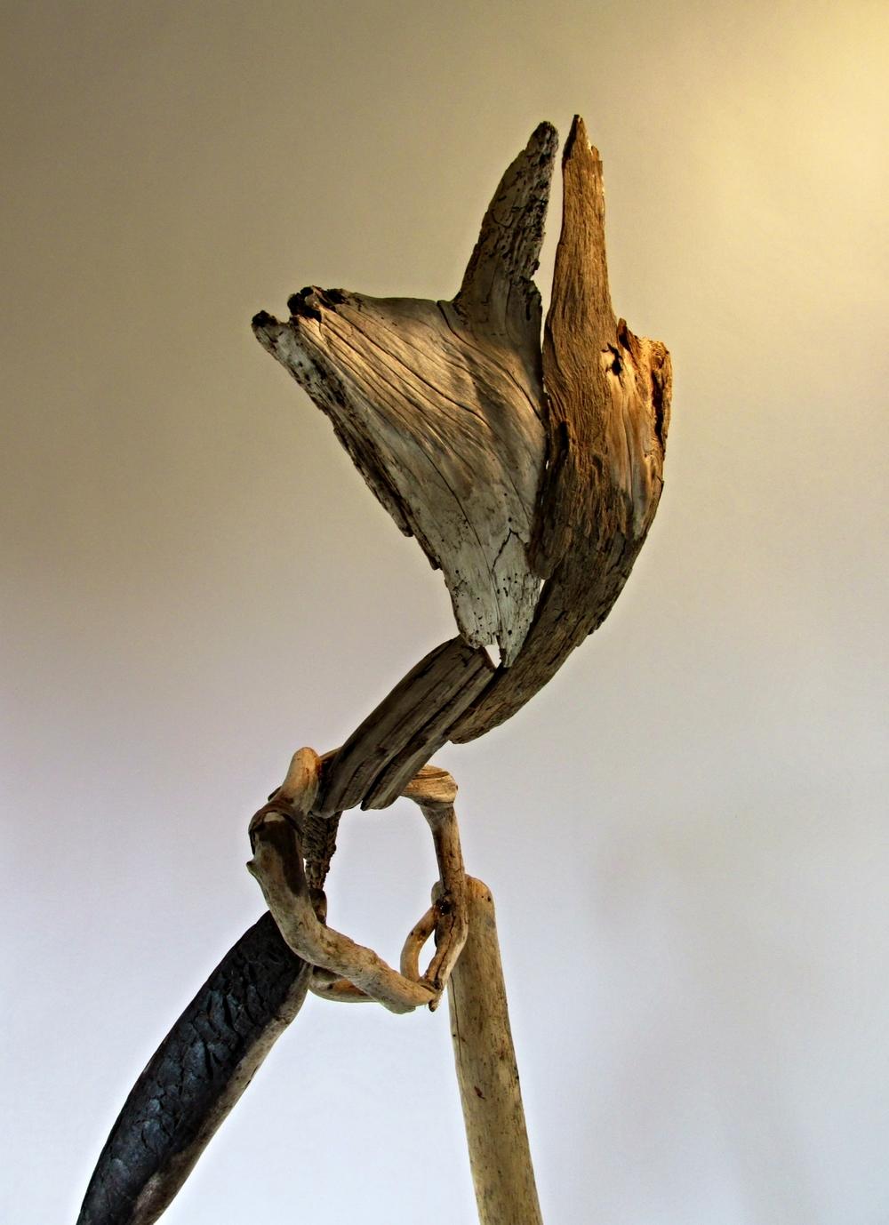 """Icarus"", detail"