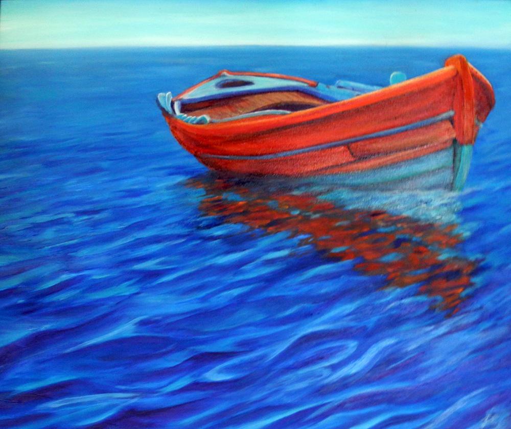 Adrift on the Aegean