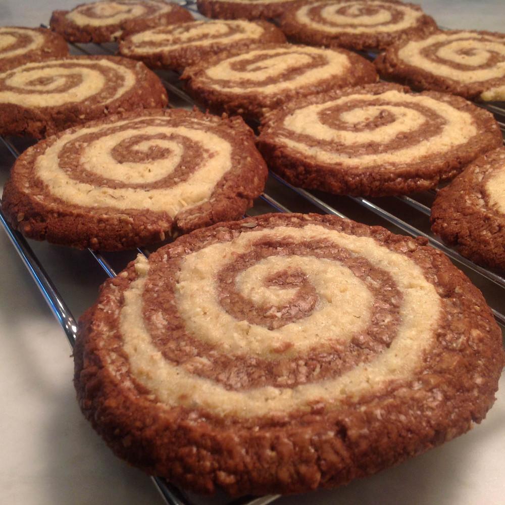 Formed Cookies