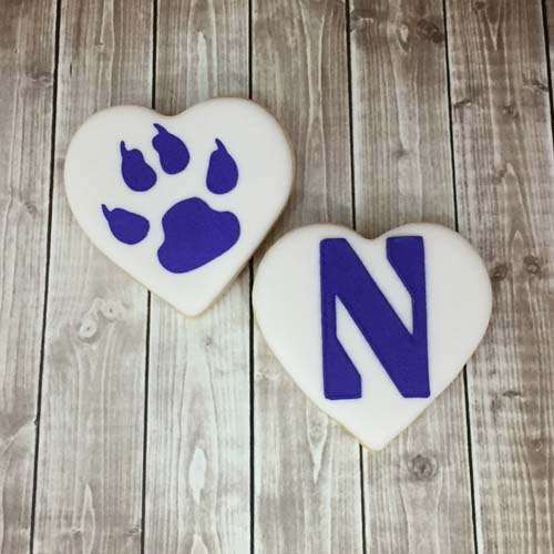 Northwestern University cookies