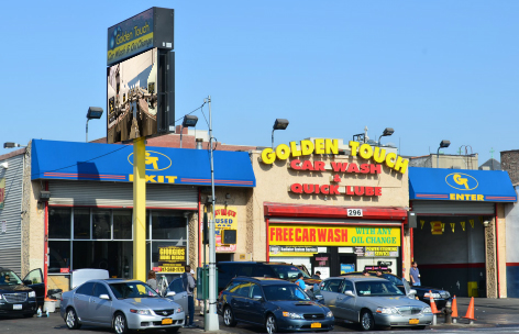 "Golden Touch Car Wash & Lube ""Our Flagship store"""