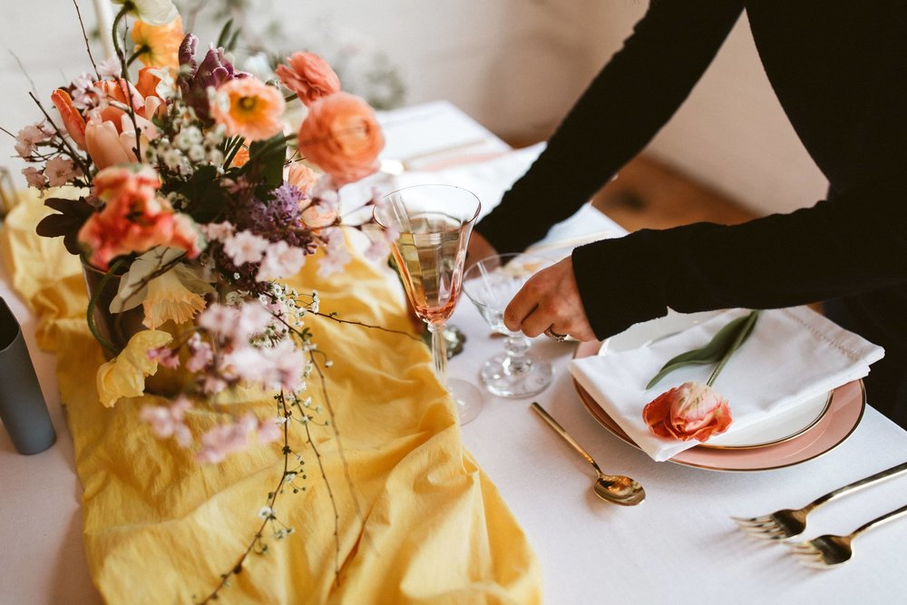 Spring Elopement Editorial