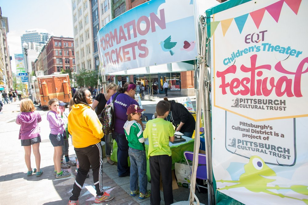 EQT Children's Theater Festival_information booth.jpg