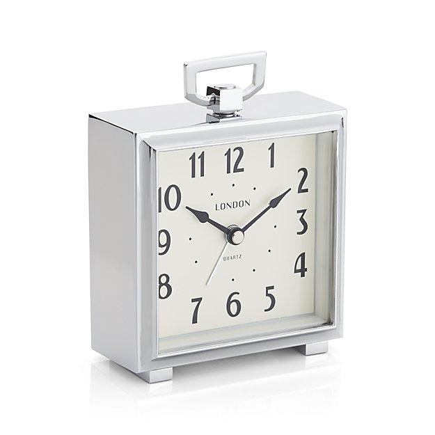 Transitional: Bedside Alarm Clock