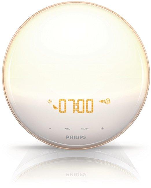 Techy:  Philips Wake-Up Light