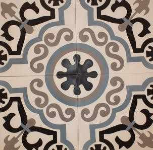 Image/Materials: Caledonia Stone and Tile