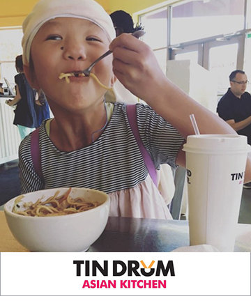 Click to learn how we established and activated an entire social/mobile ecosystem for Tin Drum Asian Kitchen to improve customer satisfaction and drive customer visits.