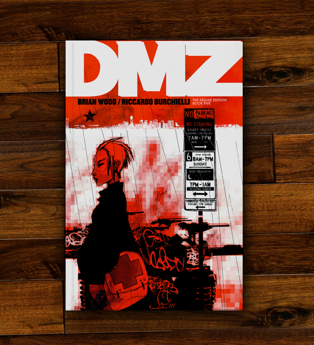 THE  DMZ  SERIES