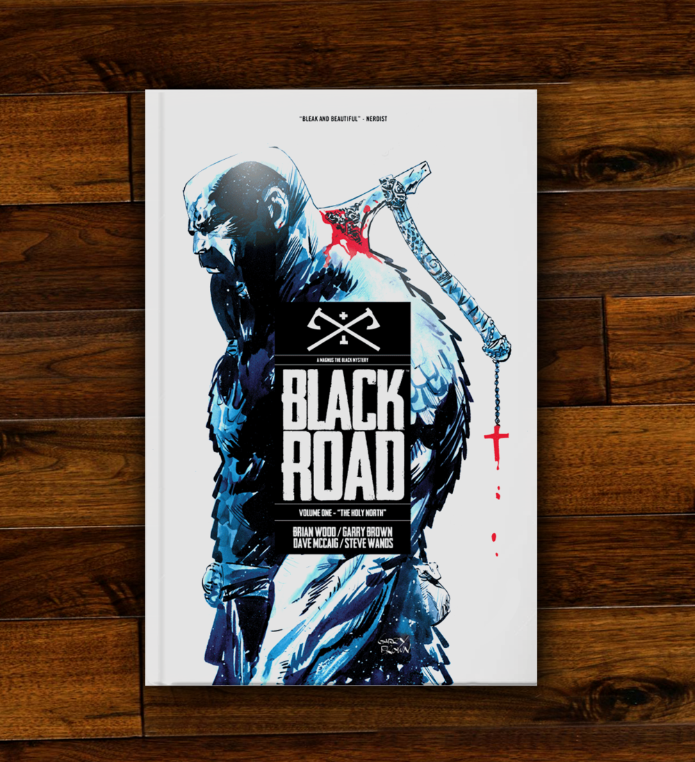 THE  BLACK ROAD  SERIES