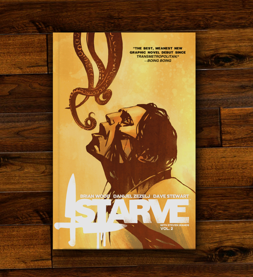 THE STARVE SERIES