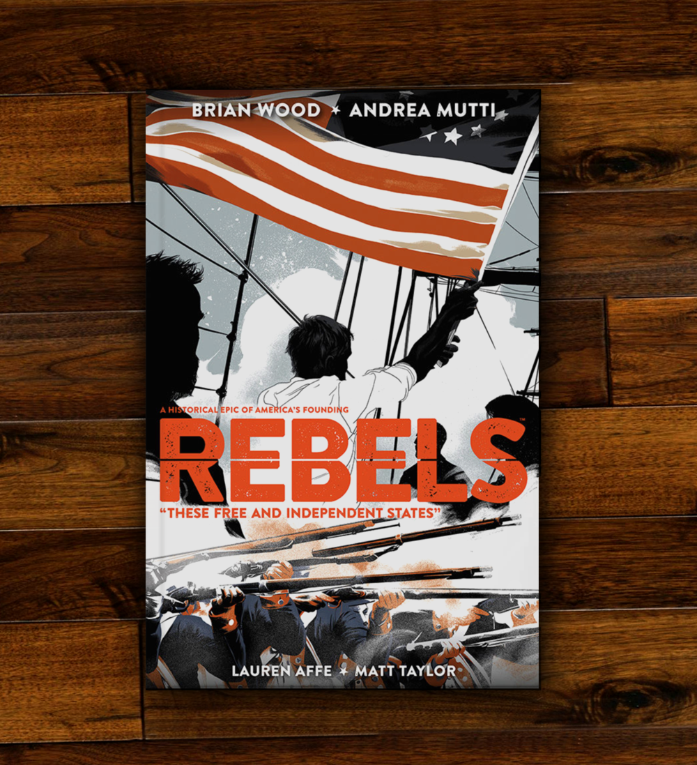 THE  REBELS  SERIES